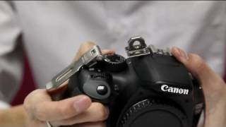 Guide to how to lock the mode dial of your DSLR