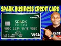Spark Business Credit Card - Spark Cash
