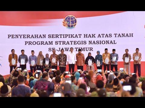 Kritik Amien Rais, Sertifikat Tanah Jokowi Pengibulan