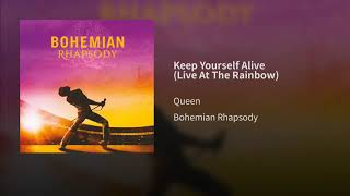 Keep Yourself Alive (Live At The Rainbow)