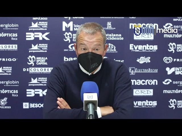 RDP | Ángel Viadero vs Getafe C.F. B (FASE 2 - Jornada 5)
