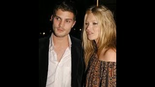 Jamie Dornan dating Kate Moss? NEWS 2017
