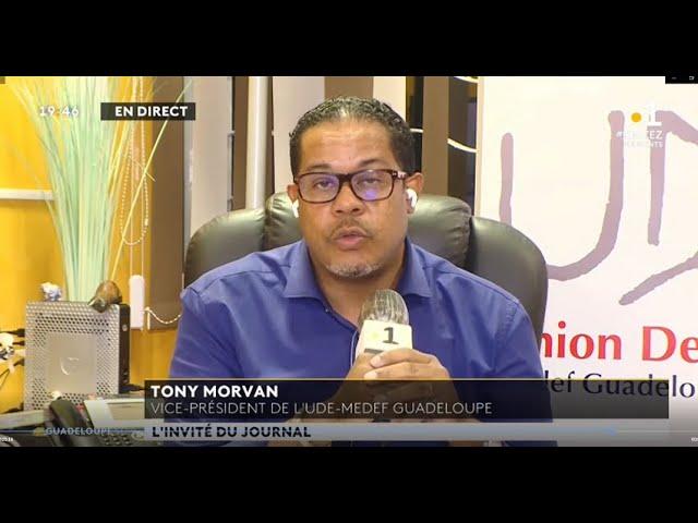 Intervention - Consommez PEYI - 05 juin 2020 - Guadeloupe 1ère
