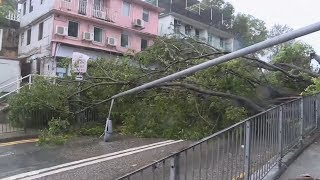 Super typhoon heads for Hong Kong, China after pummelling Philippines