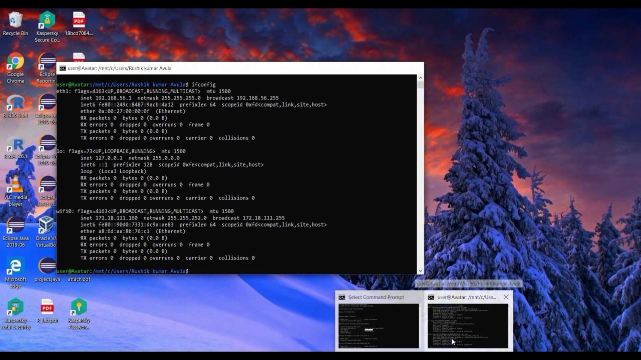 Phương pháp Kích Hoạt Hệ Thống Con Của windows Cho Linux