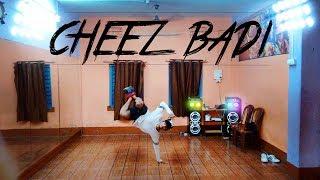 Cheez Badi | Dance Choreography | Machine | By Mrinal
