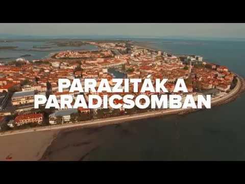 paraziták a YouTube on)