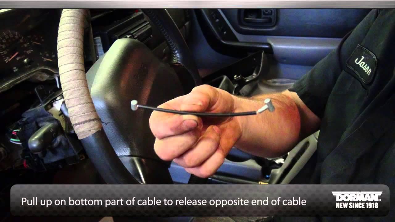 column release cable [ 1280 x 720 Pixel ]