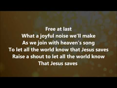 Jesus Saves - Tim Hughes w/ Lyrics