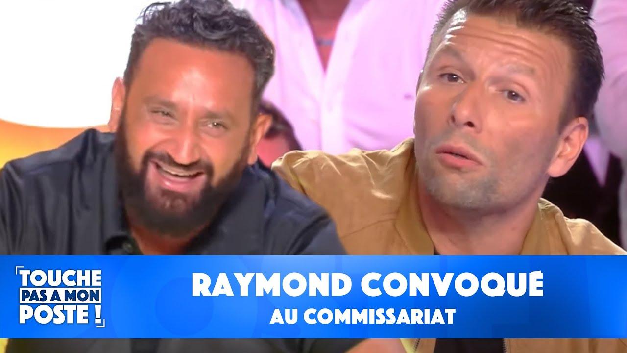 Replay TPMP : Raymond convoqué au commissariat : il raconte tout dans TPMP !