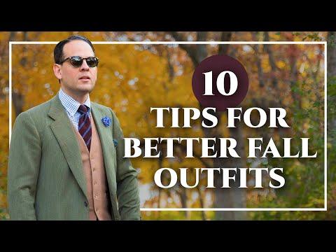 10 Ways To Look More Stylish This Fall Winter  Autumn Season