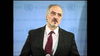 ASIATV60Net: SYRIAN CEASEFIRE: UN SECURITY COUNCIL: KOFI ANNAN, RUSSIA, CHINA, USA,12 April