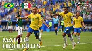 Brazil v Mexico - 2018 FIFA World Cup Russia™ - Match 53 thumbnail