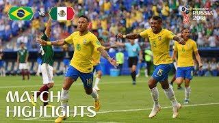 Brazil V Mexico - 2018 Fifa World Cup Russia™ - Match 53