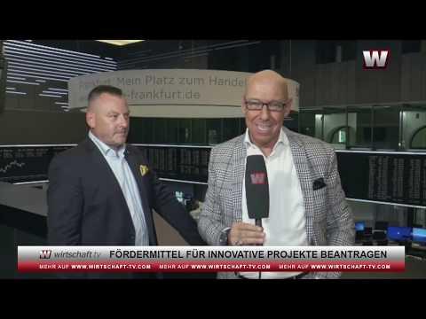 Fördermittel für Innovative Projekte beantragen - Jens Kabisch im Interview