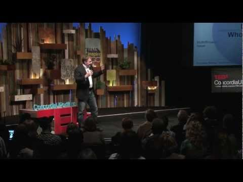 Your engagement matters: Jefferson Smith at TEDxConcordiaUPortland