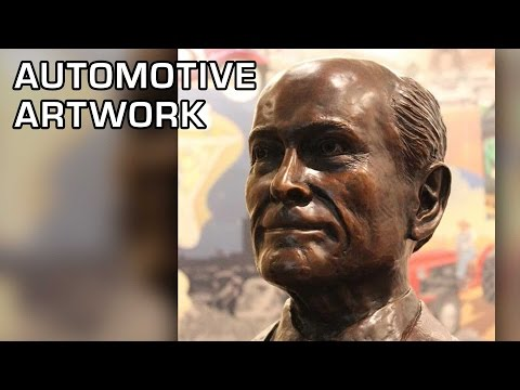 Automotive Sculpting Or Bust! - Autoline After Hours 375