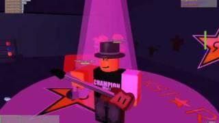 - Roblox-Rox Music Video Contest WINNER! -