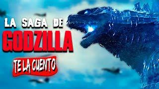La Saga de Godzilla / Te la Cuento