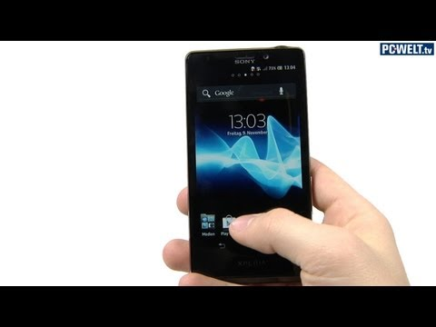 Sony Xperia T im Test-Video