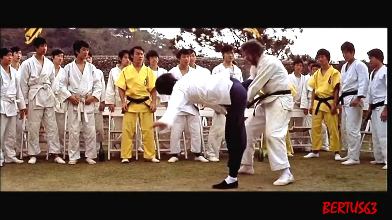 Double Feature: Enter the Dragon (1973)/Challenge of the