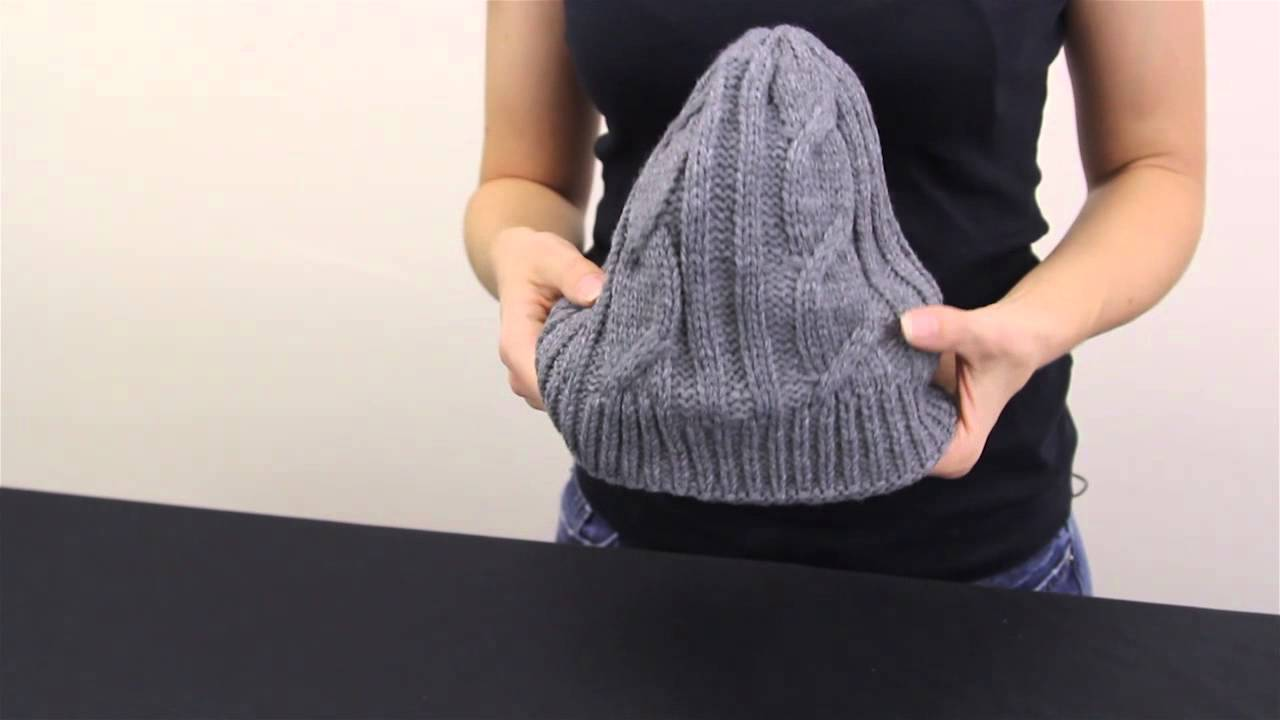 ACK Product Focus  SealSkinz Waterproof Knit Beanie - YouTube e062e3a5d47