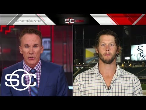 Dodgers Ace Clayton Kershaw Comments On Pitching After All-Star Break | SportsCenter | ESPN