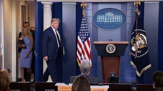 Trump: 'America grieves' for 150K virus victims