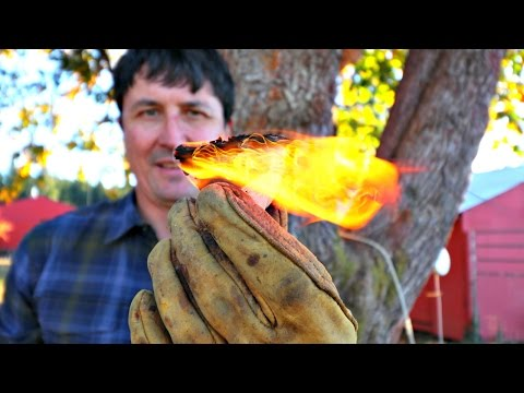 IS THIS THE PERFECT FIRE STARTER!!