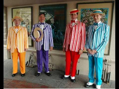 Irish Blessing-Barbershop Quartet