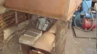 Отопление теплиц(http://zarabotaily.com/teplitsa/otoplenie-teplitsy.html - отопление теплиц для выгонки лука сделано у нас своими руками и из материал..., 2014-03-02T09:58:14.000Z)