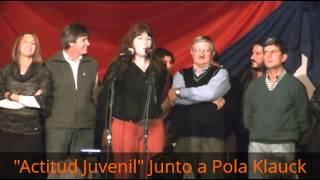 Mirta POLA Klauck (Acto, Frente Renovador Puerto Rico Misiones)