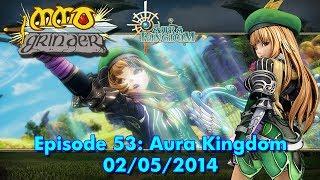 MMO Grinder: Aura Kingdom review