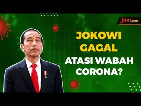 Analisis Waketum Gerindra Andai Jokowi Gagal Atasi Corona