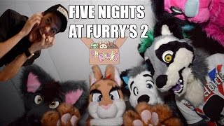 Repeat youtube video Five Nights At Furry's 2