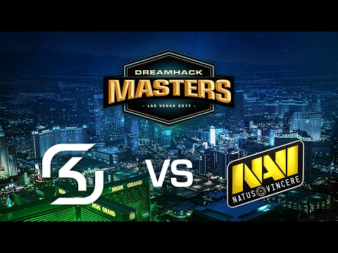 SK-Gaming vs. Na'Vi - Mirage - Quarter-final - DreamHack Masters Las Vegas 2017