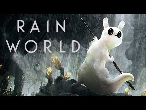 Rain World - Chat-limace et Pluies Torrentielles