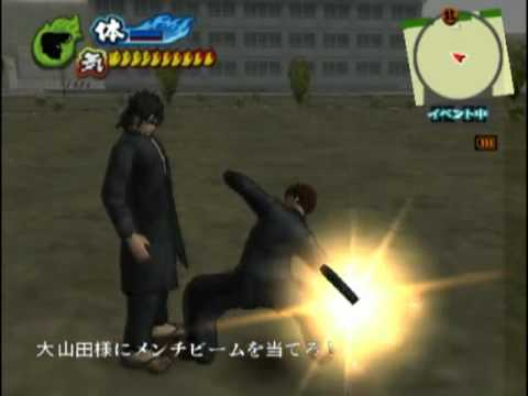 game crows zero ps2