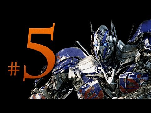 Transformers Rise Of Dark Spark Walkthrough Part 5 [1080p HD] - No Commentary - Transformers 4