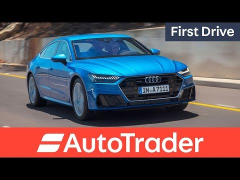 2018 Audi A7 Sportback first drive review