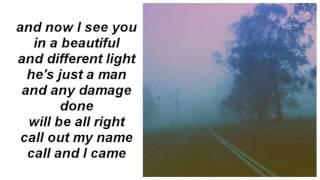 Red Hot Chili Peppers - Savior (lyrics)