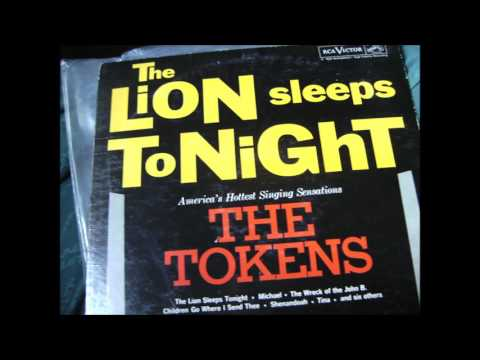 The Tokens - The Lion Sleeps Tonight RCA 1961 MONO Full LP