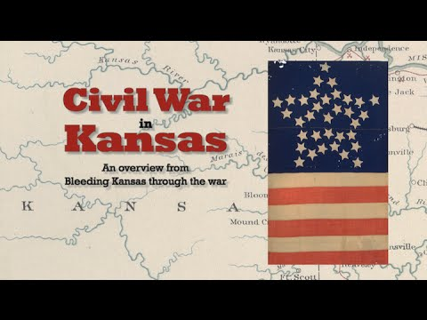Overview of the Civil War in Kansas by Arnold Schofield