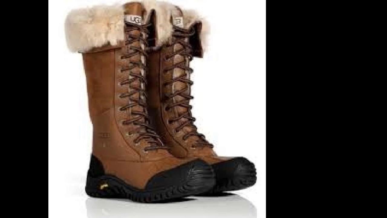 6320bab0fbf UGG Women's Adirondack Tall Snow Boot// Otter