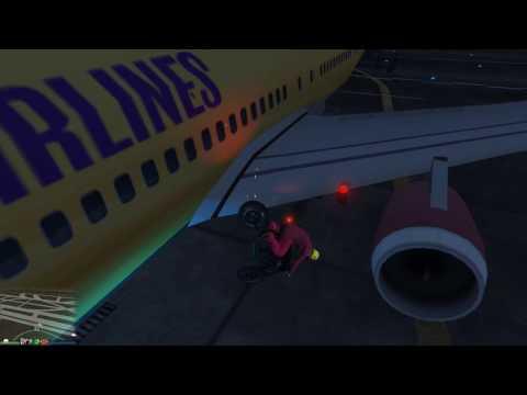 "Grand Theft Auto V Ep.358 Mihai Airlines ""Adios"""