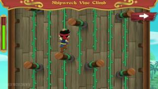 Jake and the NeverLand Pirates Full Game Episode of Never Land - Complete Walkthrough