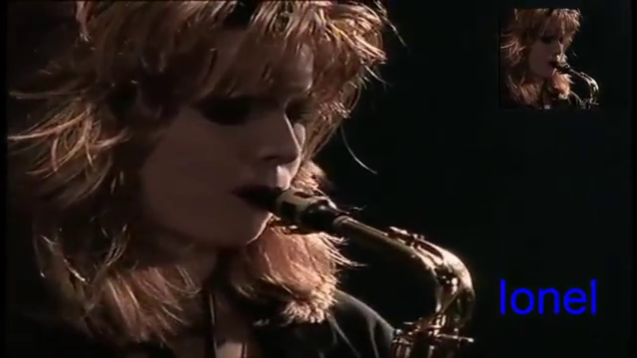 Dave Stewart Candy Dulfer Lily Was Here Youtube