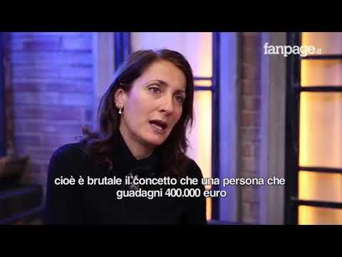 """Carla Ruocco (M5S): """"Rilanceremo l'economia con il reddito di cittadinanza"""