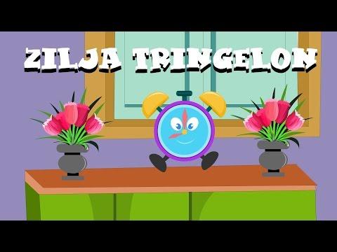 Këngë për fëmijë | Zilja Tringellon  etc.