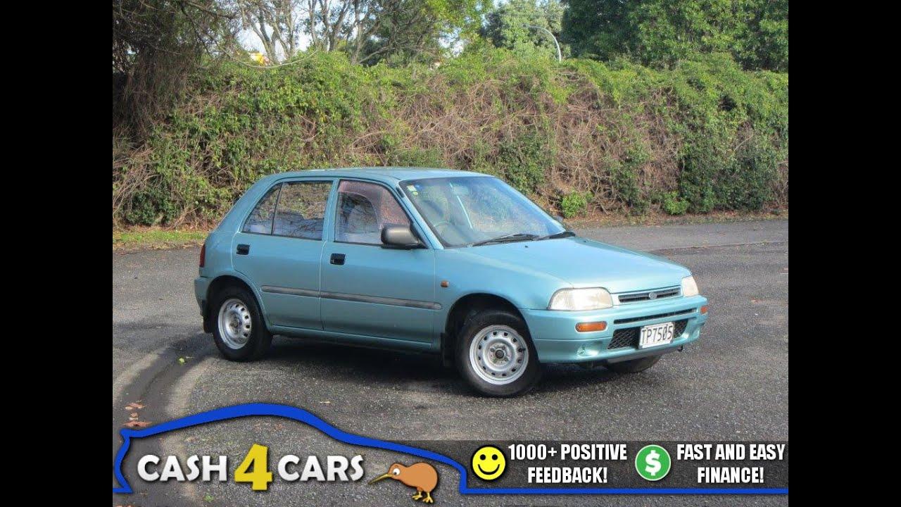 1995 daihatsu charade manual nz new hatchback cash4cars 1995 daihatsu charade manual nz new hatchback cash4carscash4cars sold vanachro Gallery